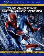 The Amazing Spider-Man [Includes Digital Copy] [Blu-ray] - Marc Webb