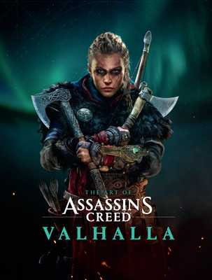 The Art Of Assassin's Creed: Valhalla - Ubisoft