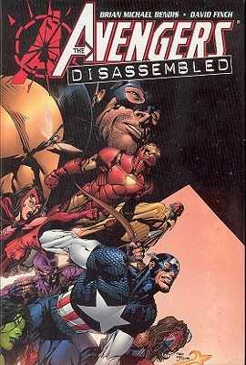 The Avengers: Disassembled - Bendis, Brian Michael