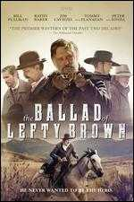 The Ballad of Lefty Brown - Jared Moshé