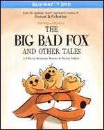 The Big Bad Fox & Other Tales [Blu-ray] - Benjamin Renner; Patrick Imbert