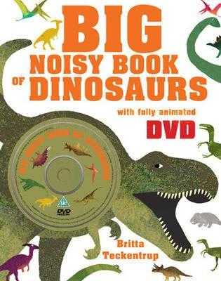 The Big Noisy Book of Dinosaurs -
