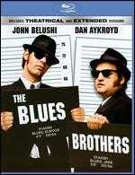 The Blues Brothers [Rated/Unrated] [Blu-ray]