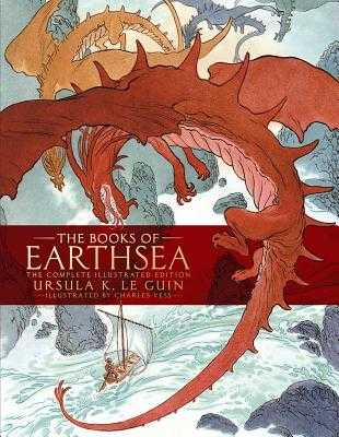 The Books of Earthsea: The Complete Illustrated Edition - Le Guin, Ursula K