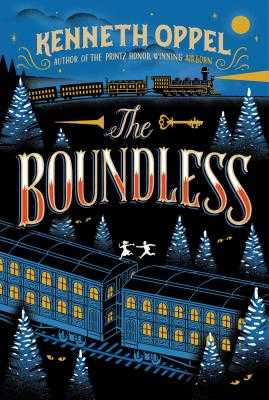 The Boundless - Oppel, Kenneth