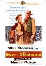 The Boy From Oklahoma - Michael Curtiz