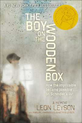The Boy on the Wooden Box: How the Impossible Became Possible... on Schindler's List - Leyson, Leon