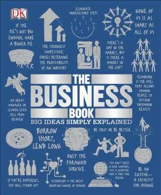 The Business Book: Big Ideas Simply Explained - DK