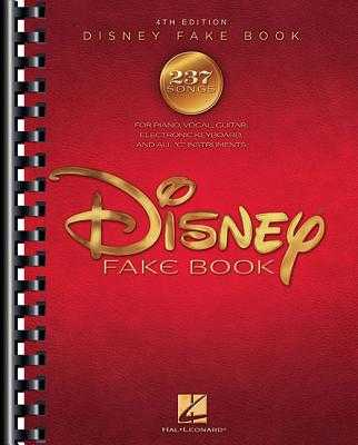 The Disney Fake Book - Hal Leonard Corp (Creator)