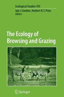 The Ecology of Browsing and Grazing - Gordon, Iain J. (Editor), and Prins, Herbert H.T. (Editor)