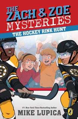 The Hockey Rink Hunt - Lupica, Mike