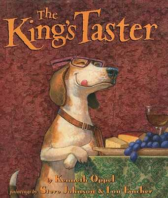 The King's Taster - Oppel, Kenneth
