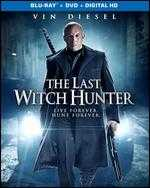 The Last Witch Hunter [Blu-ray] [2 Discs] - Breck Eisner