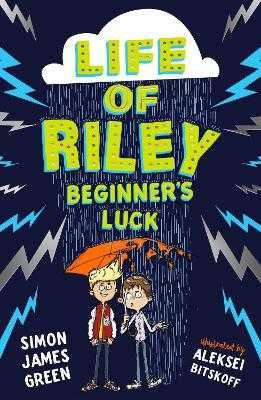 The Life of Riley: Beginner's Luck - Green, Simon James