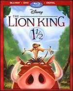 The Lion King 1 1/2 [Includes Digital Copy] [Blu-ray]