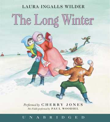 The Long Winter CD - Wilder, Laura Ingalls, and Jones, Cherry (Read by)