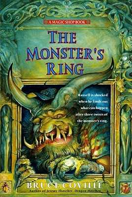 The Monster's Ring - Coville, Bruce