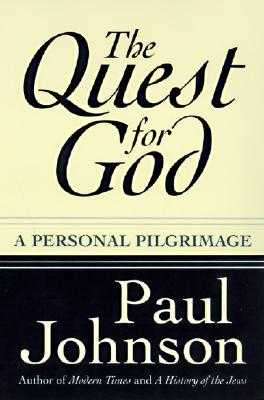 The Quest for God - Johnson, Paul