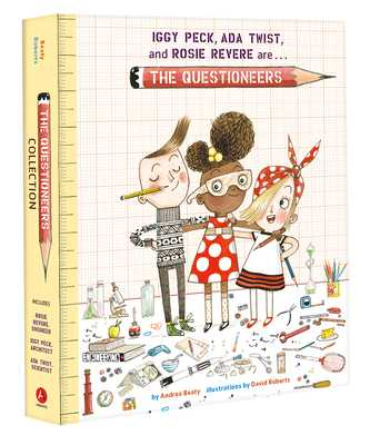 The Questioneers - Beaty, Andrea, and Roberts, David (Illustrator)