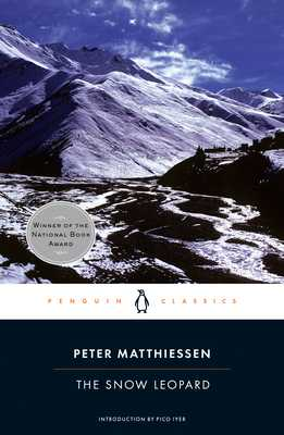 The Snow Leopard - Matthiessen, Peter, and Iyer, Pico (Introduction by)