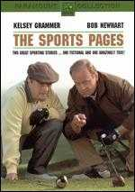 The Sports Pages - Richard Benjamin