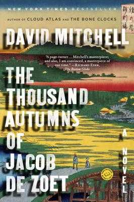 The Thousand Autumns of Jacob de Zoet - Mitchell, David