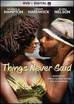 Things Never Said [Includes Digital Copy] [UltraViolet] - Charles Murray