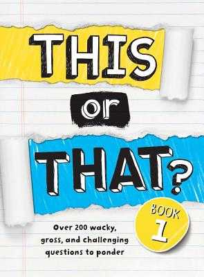 This or That? - Snider, Brandon T