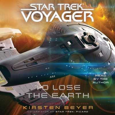 To Lose the Earth - Beyer, Kirsten (Read by)