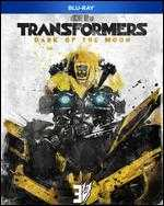 Transformers: Dark of the Moon [Blu-ray/DVD] [2 Discs] - Michael Bay