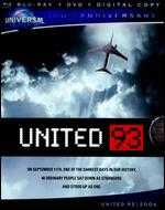 United 93 [Universal 100th Anniversary] [2 Discs] [Includes Digital Copy] [Blu-ray/DVD] - Paul Greengrass