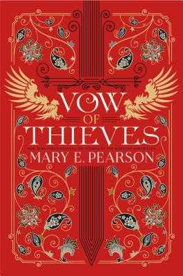 Vow of Thieves - Pearson, Mary E