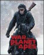War for the Planet of the Apes [Includes Digital Copy] [Blu-ray/DVD] - Matt Reeves