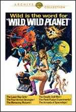 Wild, Wild Planet - Anthony M. Dawson