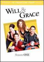 Will and Grace: Season 1 [3 Discs] -