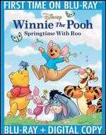 Winnie the Pooh: Springtime with Roo [Blu-ray] - Elliot M. Bour; Saul Andrew Blinkoff