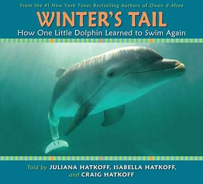 Winter's Tail: How One Little Dolphin Learned to Swim Again - Hatkoff, Juliana, and Hatkoff, Isabella, and Hatkoff, Craig