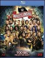 WWE: Wrestlemania 36 [Blu-ray]