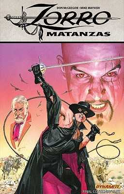 Zorro: Matanzas - McGregor, Don, and Mayhew, Mike