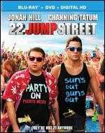 22 Jump Street [2 Discs] [Includes Digital Copy] [Blu-ray/DVD] - Christopher Miller; Phil Lord