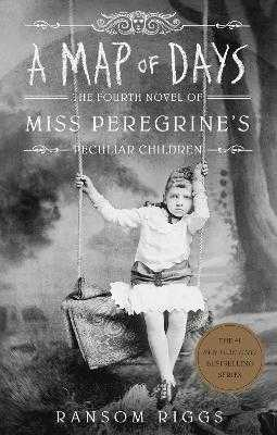 A Map of Days: Miss Peregrine's Peculiar Children - Riggs, Ransom, and Heyborne, Kirby (Read by)
