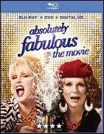 Absolutely Fabulous: The Movie [Blu-ray/DVD] [2 Discs]