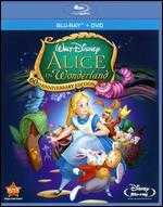 Alice in Wonderland [60th Anniversary Edition] [2 Discs] [Blu-ray/DVD]