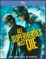 All Superheroes Must Die [Blu-ray] - Jason Trost
