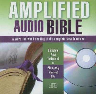 Amplified New Testament-AM - Whitaker House (Creator)
