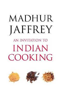 An Invitation To Indian Cooking - Jaffrey, Madhur