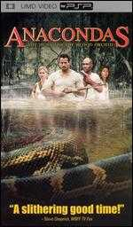 Anacondas: The Hunt for the Blood Orchid [UMD] - Dwight H. Little