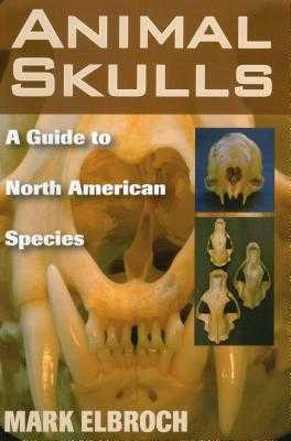 Animal Skulls: A Guide to North American Species - Elbroch, Mark