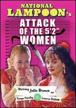 "Attack of the 5' 2"" Women - Richard Wenk"