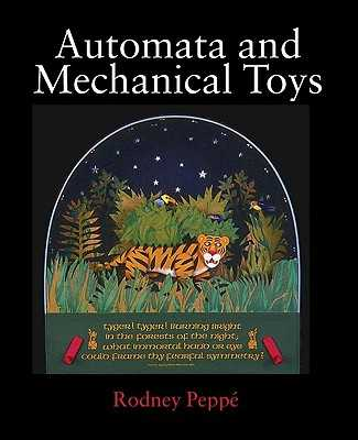 Automata and Mechanical Toys - Peppe, Rodney